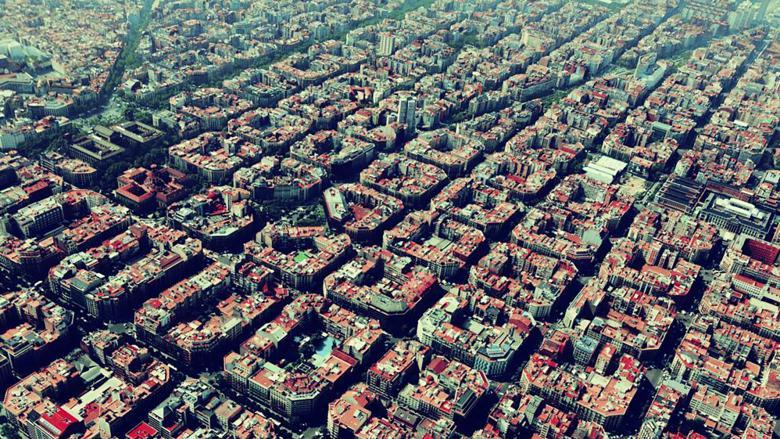 Barcelona ciudad invitada de la bienal de arquitectura de - Arquitectura barcelona ...